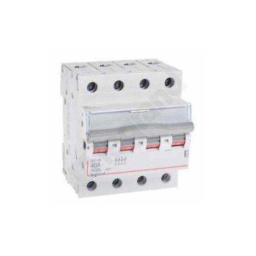 Legrand Rozłącznik modułowy 40a 4p fr304 004367/406486 (3245060043674)