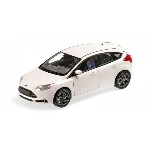 MINICHAMPS Ford Focus ST 2011 (white)