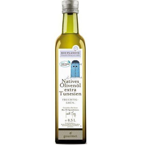 Bio planete (oleje i oliwy) Oliwa z oliwek extra virgin tunezja bio 500 ml - bio planete (3445020277327)