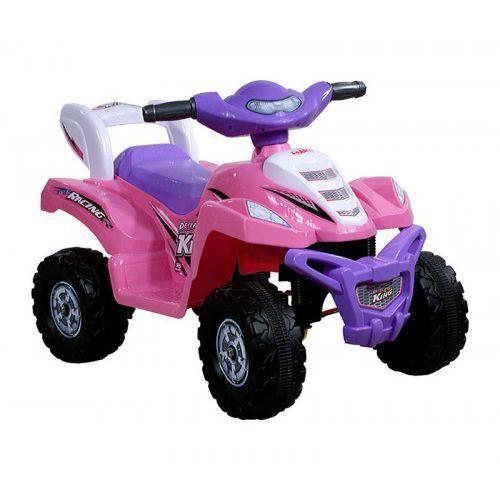 Arti Quad rally różowy, kategoria: pojazdy elektryczne