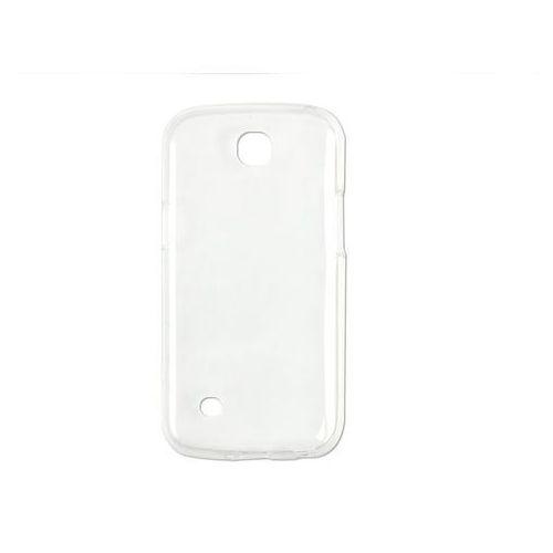 Etuo ultra slim Lg k3 lte (k100) - etui na telefon ultra slim - przezroczyste