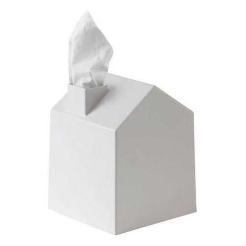- etui na pudełko z chusteczkami biały, casa marki Umbra