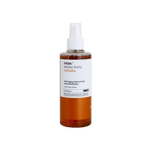 dermo body cellulite serum na noc przeciw cellulitowi (hypoallergenic) 200 ml marki Tołpa