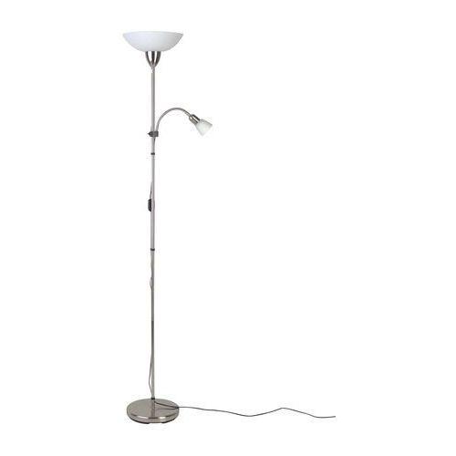 Brilliant Darlington lampa stojąca oświetlająca sufit Biały, 1-punktowy - Nowoczesny - Obszar wewnętrzny - Darlington - Czas dostawy: od 2-4 dni roboczych, Darlington