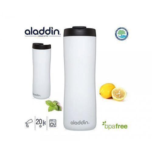 Kubek termiczny Aladdin Leak-Lock Thermavac™ Stainless Steel Vacuum Mug 470 ml (biały)
