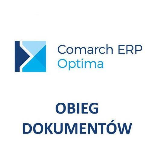 Comarch erp optima moduł obieg dokumentów marki Comarch s.a.