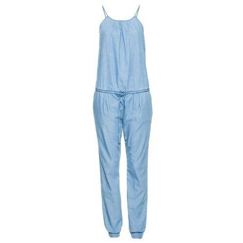 51702561 Kombinezony damskie Materiał: jeans, Kolor: niebieski, ceny, opinie ...
