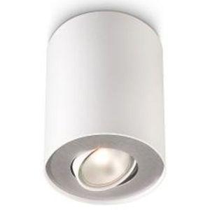 Oprawa oczkowa Pillar 1 x 50 W GU10 biała