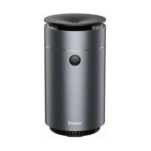Samochodowy nawilżacz powietrza time aromatherapy machine, 75ml (szary) marki Baseus