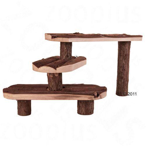 Trixie schody dla gryzoni - Dł. x szer.: 38 x 22,5 cm (4054651506387)
