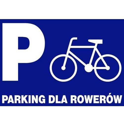 """""""mój dom bis"""" marcin klimczak Zi-46 - znak tablica_parking dla rowerów_350x250"""