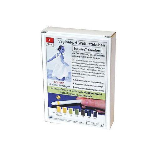 Zdrowie w ciąży - pałeczki do badania pH pochwy 5szt, 0034