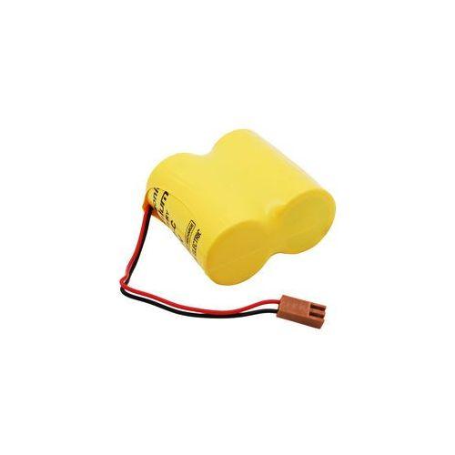 Bateria BR-CCF2TH A06B0073K001 A98L-0001-0902 5.0Ah 6.0V z wtyczką Fanuc