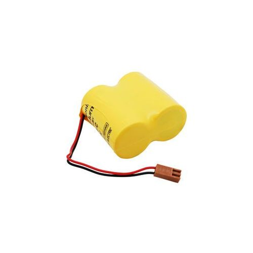 Zamiennik Bateria br-ccf2th a06b0073k001 a98l-0001-0902 5.0ah 6.0v z wtyczką fanuc brccf2th