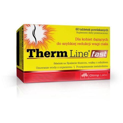 OKAZJA - Spalacz tłuszczu Therm Line Fast 60tabl Olimp