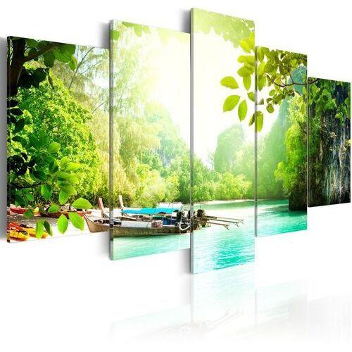 Obraz - pod osłoną drzew marki Artgeist