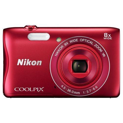 """Nikon Coolpix S3700 [ekran LCD 2.7""""]"""