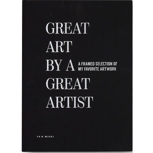 Album na rysunki printworks a4 czarny