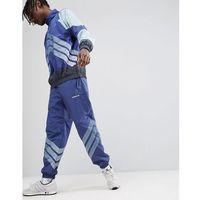adidas Originals Nova Joggers In Tapered Fit In Blue CE4814 - Blue, kolor niebieski