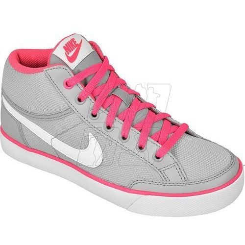 Nike sportswear Buty  capri 3 mid txt jr 580435-006