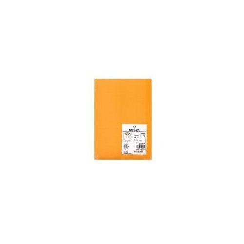 Karton ozdobny A4 Iris Vivaldi 50 arkuszy. 32 Bursztynowy (3148954222714)