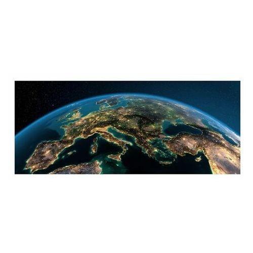Obraz Glasspik Metalic Globe 50 x 125 cm