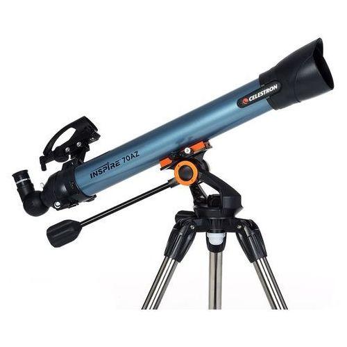 Teleskop inspire 70mm marki Celestron