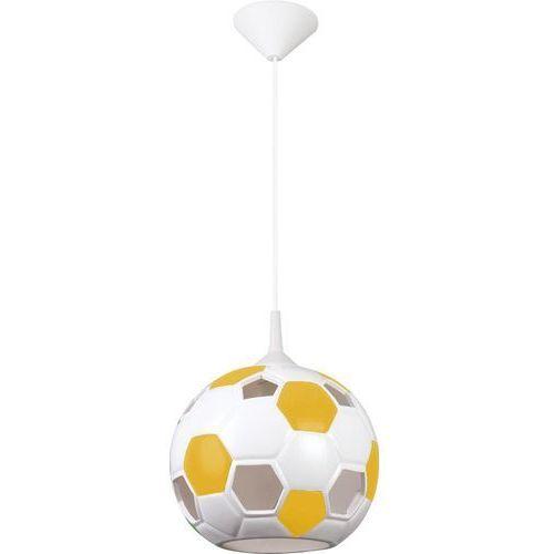 Lampex Lampa wisząca piłka żółta 102/pzo - - sprawdź kupon rabatowy w koszyku