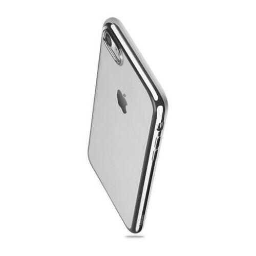 Obudowa  glitz silver | apple iphone 7 - silver marki Benks