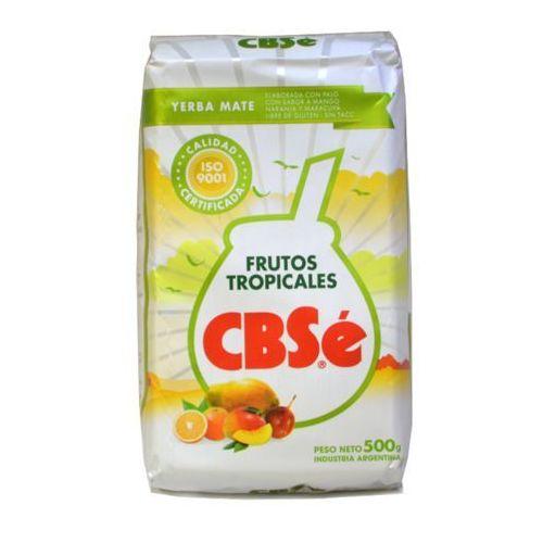 7c03f1cb9d74d1 Establecimiento santa ana s.a. Yerba mate cbse frutos tropicales 500g