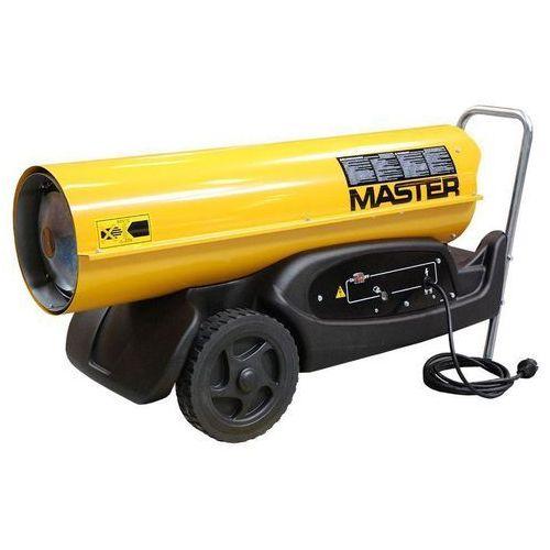 Nagrzewnica olejowa (wysokociśnieniowa) bez odprowadzania spalin B 130 -promocja + gratis - partner firmy Master, B 130