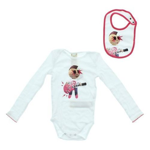 Diesel Zestaw dziecięcy dla niemowląt Różowy Biały 18 miesięcy