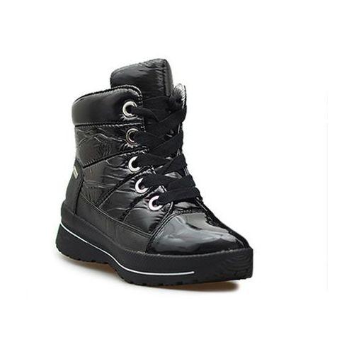 Śniegowce 9-26202-29 czarne marki Caprice