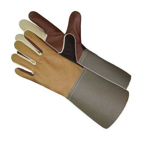 Rękawice ochronne skórzane spawalnicze Rcl S35 kat.1