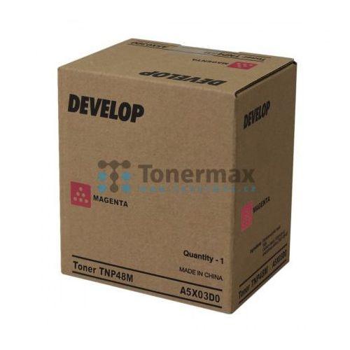 Develop toner magenta tnp-48m, tnp48m, a5x03d0