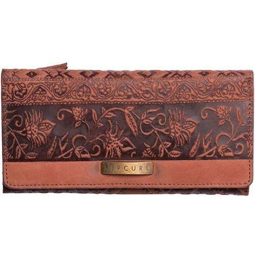 Rip curl Portfel - highdesert rfid cb wallet tan (1046)