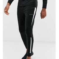 ASOS 4505 Tall super skinny training joggers with side stripe - Black, w 5 rozmiarach