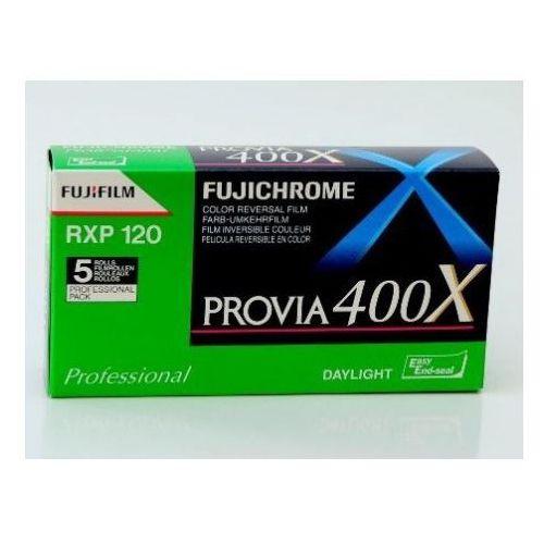 Fuji provia 400x typ 120 marki Fujifilm