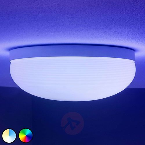 Philips 40905/31/p9 - led plafon hue flourish led/32w/230v marki Philips hue