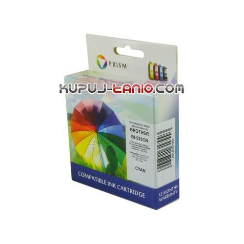LC525XLC tusz do Brother (Prism) tusz do Brother DCP-J105, Brother MFC-J200, Brother DCP-J100 (4985365290696)