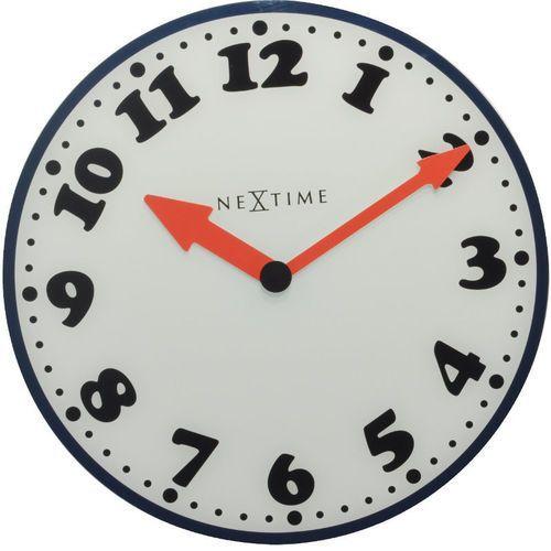 NeXtime - zegar ścienny Boy 43 cm
