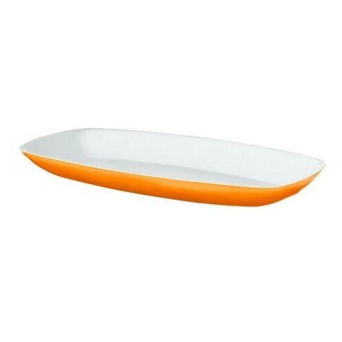 Średni półmisek vintage, pomarańczowy (8008392128298)