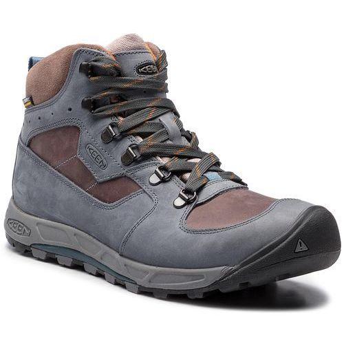 Keen Trekkingi - westward mid leather wp 1020156 dark slate/grey flannel