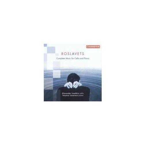 Complete Music For Cello & Piano, CHAN 9881
