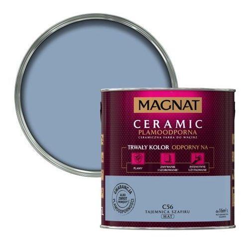 Farba Magnat Ceramic tajemnica szafiru 2,5 l (5903973127406)