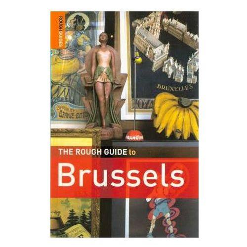Bruksela Przewodnik Rough Guide Brussels - b?yskawiczna wysy?ka!, oprawa miękka