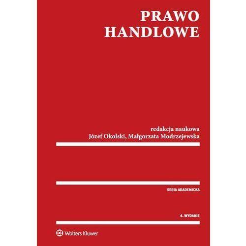 Prawo handlowe - Wysyłka od 3,99 - porównuj ceny z wysyłką (996 str.)