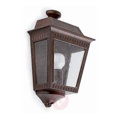 Lorefar (faro) Rustykalna zewnętrzna lampa ścienna argot (8421776005501)