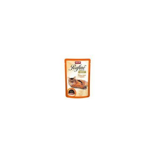 Animonda rafine adult smak: kurczak, kaczka i makaron 100g - 100g (4017721837873)