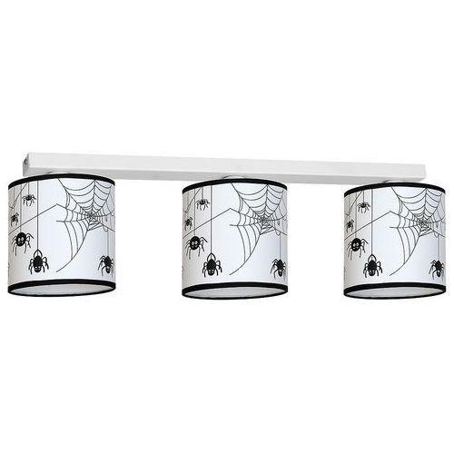 Eko-light 857 lampa wisząca potrójna spider pająk